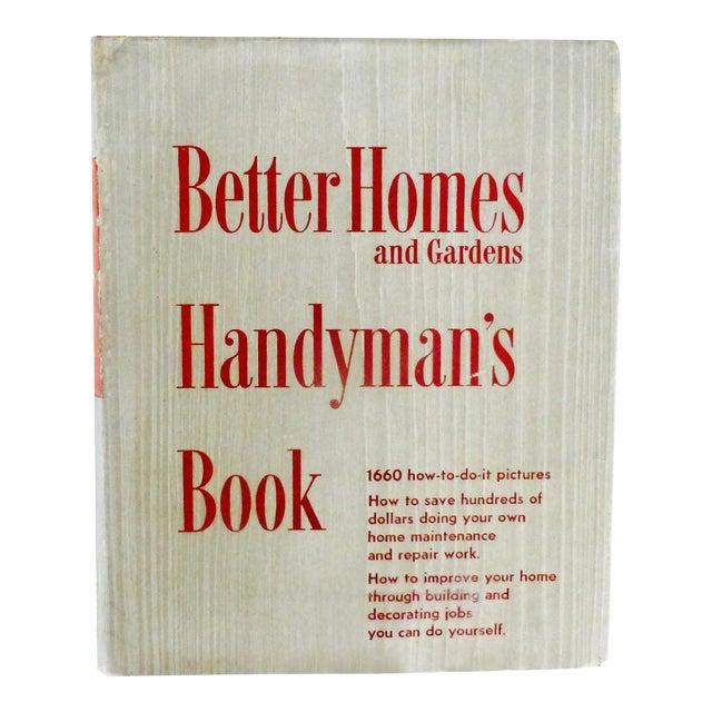 Better homes gardens handymans book 1951 chairish better homes gardens handymans book 1951 solutioingenieria Images
