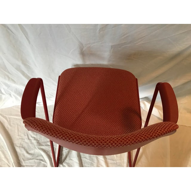 KI Industry 'Perry' Sled Ergonomic Arm Chair - Image 6 of 9