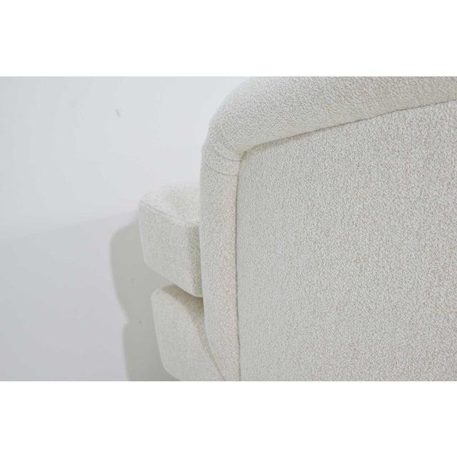 Edward Wormley for Dunbar Short Sofa Model 5406 For Sale - Image 10 of 13