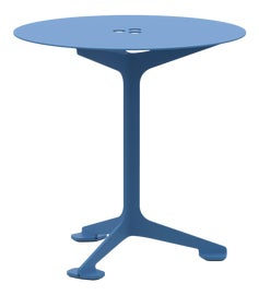 Image of Blue Outdoor Accent Tables