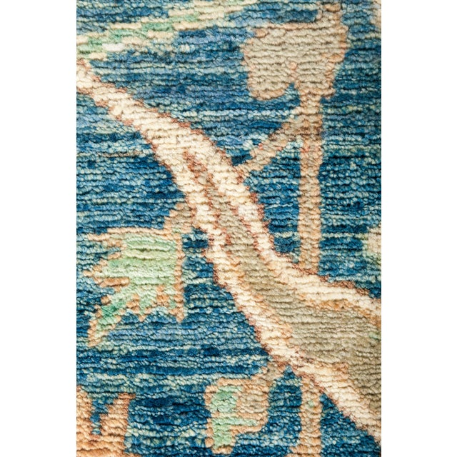 """Oushak Hand Knotted Area Rug - 9' 3"""" X 12' 1"""" - Image 3 of 4"""