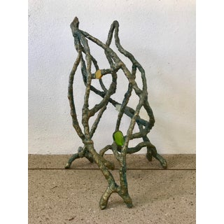 Plaster Art Modern Sculpture Preview