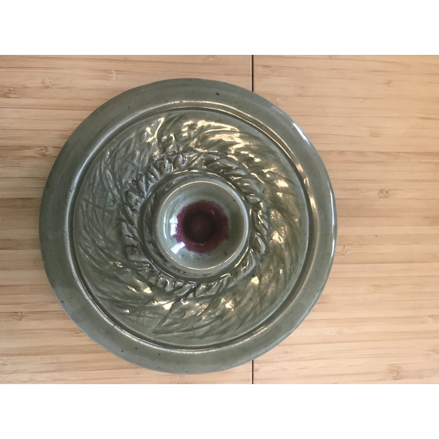 Studio Pottery Lidded Casserole Dish For Sale In Los Angeles - Image 6 of 10