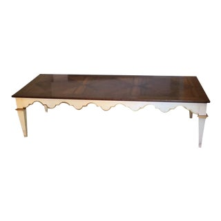 Baker Vintage Mid-Century Coffee Table For Sale