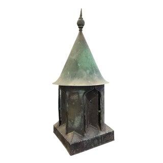 Copper Cupola C.1900