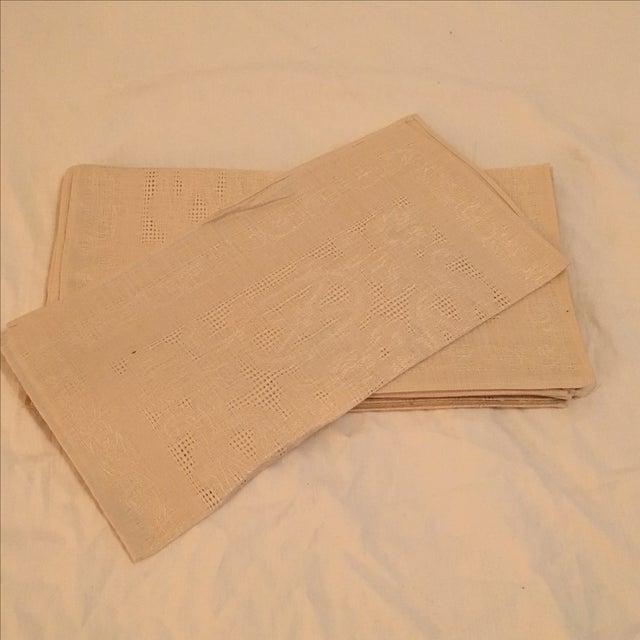 Belgian Linen Napkins - Set of 12 - Image 7 of 9