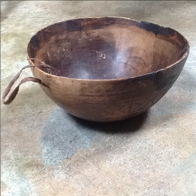 19th Century African Bowl - Image 2 of 3