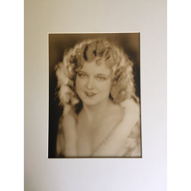 1920 Hollywood Portrait by Edwin Bower Hesser For Sale