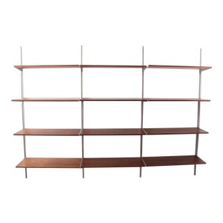 George Nelson CSS Wall-Mounted Shelf for Herman Miller, 1960s For Sale