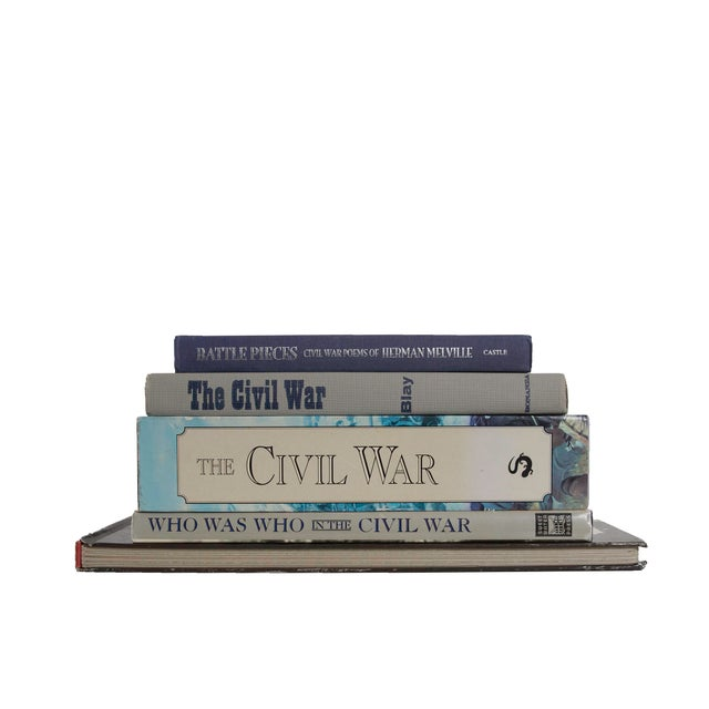 Memories of the Civil War - Set of 5 For Sale - Image 4 of 4