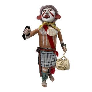 Vintage 1970s Hopi Katsina Figure - Kachina Doll C.1970s For Sale