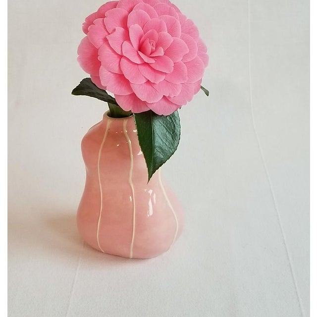 Pink Bud Vases - Set of 3 - Image 2 of 5