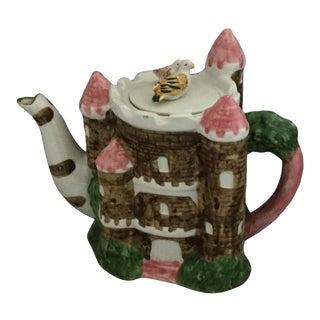 Andrea by Sadek Porcelain Tea Pot For Sale