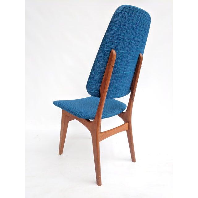 1960s Scandinavian Modern Sorheim Bruk Teak Dining Chairs - Set of 10 For Sale - Image 9 of 13