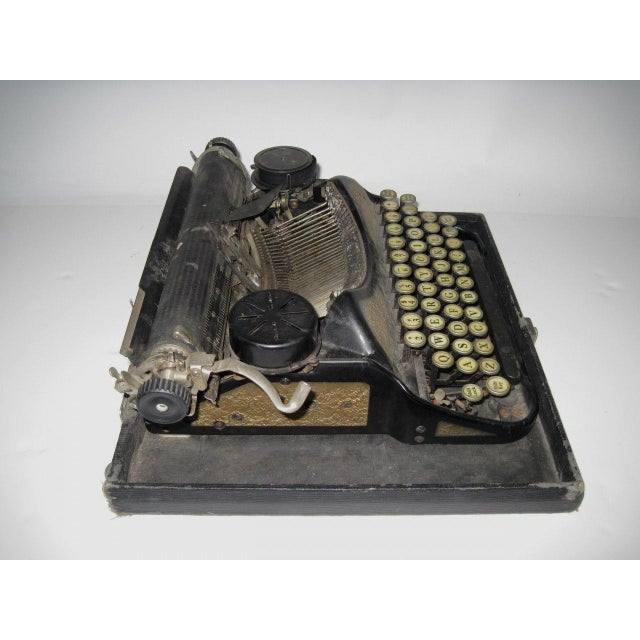 Corona Art Deco Typewriter - Image 5 of 7