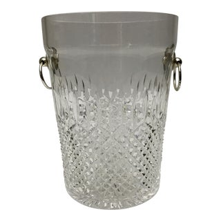 Vintage Crystal Wine Cooler by Stuart Crystal Co., England
