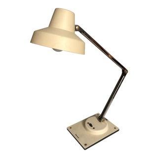 Mid-Century Articulate Adjustable Desk Lamp For Sale