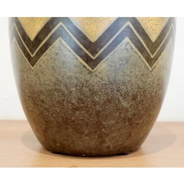 1920s 1920s Boch Freres Vase For Sale - Image 5 of 8