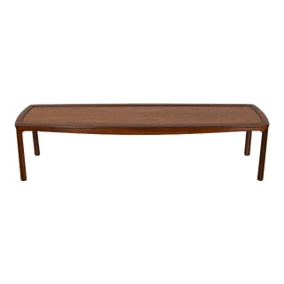 Edward Wormley for Dunbar Rosewood Coffee / Cocktail Table For Sale