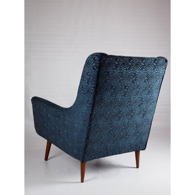 Adrian Pearsall Style Mid-Century Chair - Image 4 of 6