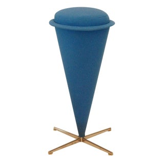 Verner Panton Cone Bar Stool For Sale