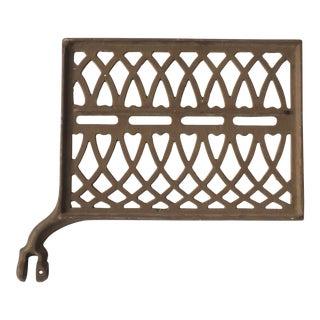 Folk Art Antique Sewing Machine Treadle Object