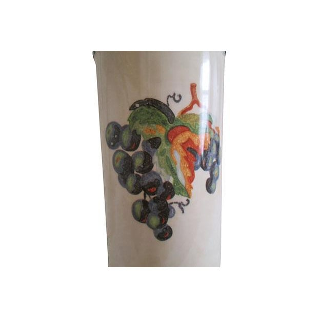 Italian Wine Cooler with Coasters - 3 Pieces - Image 2 of 6