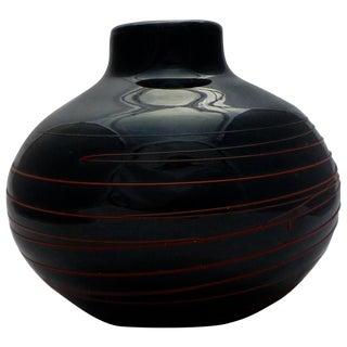 Mid Century Japanese Kamei Art Glass For Sale