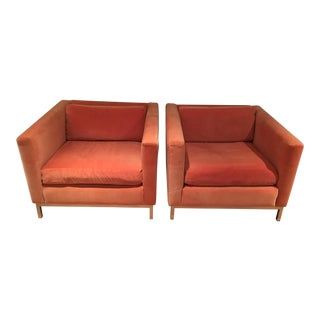 1960's Mid-Century Modern Chairs- A Pair