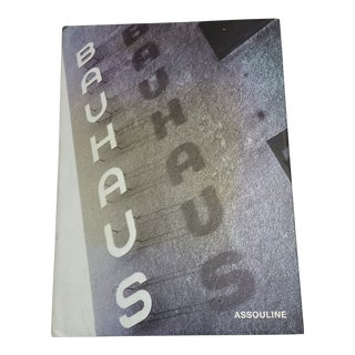 Bauhaus Book by Xavier Giraud Assouline Publishing For Sale