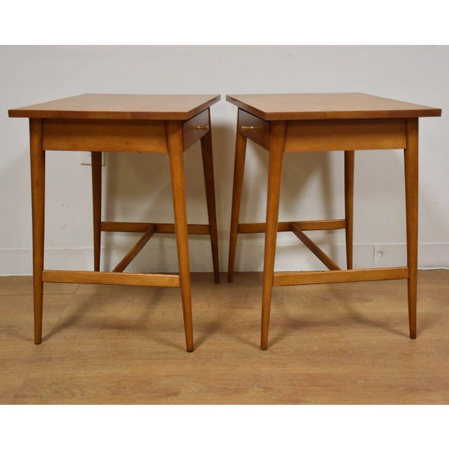 Paul McCobb Planner Group Nightstands - a Pair - Image 5 of 11