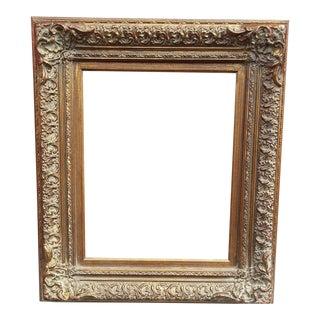 Dark Antique Gold Barbizon Baroque Finished Frame/Mirror Frame