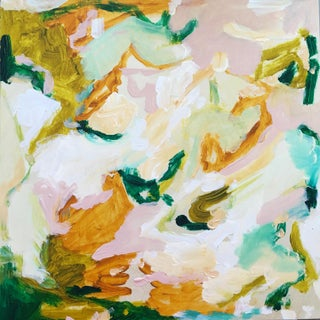 Bianca Contemporary Abstract Painting For Sale