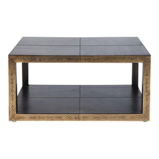 Coach Cocktail Table For Sale