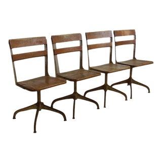 1930s American School Chair