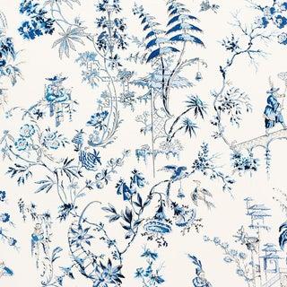Scalamandre Nanjing Fabric Sample For Sale