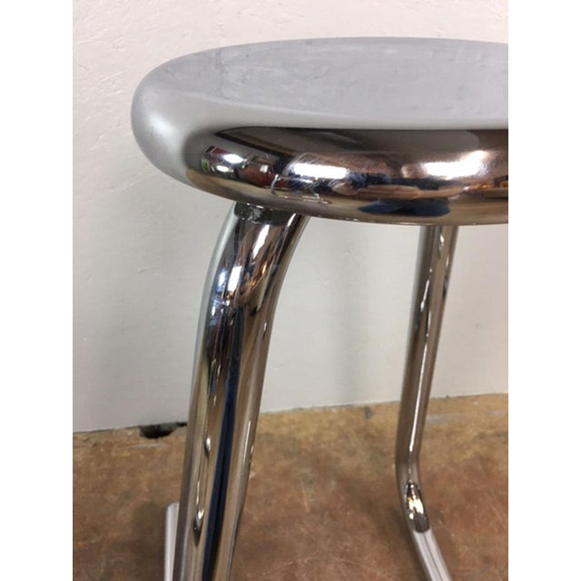 Paperclip Counter Stools - Set of 3 - Image 7 of 9