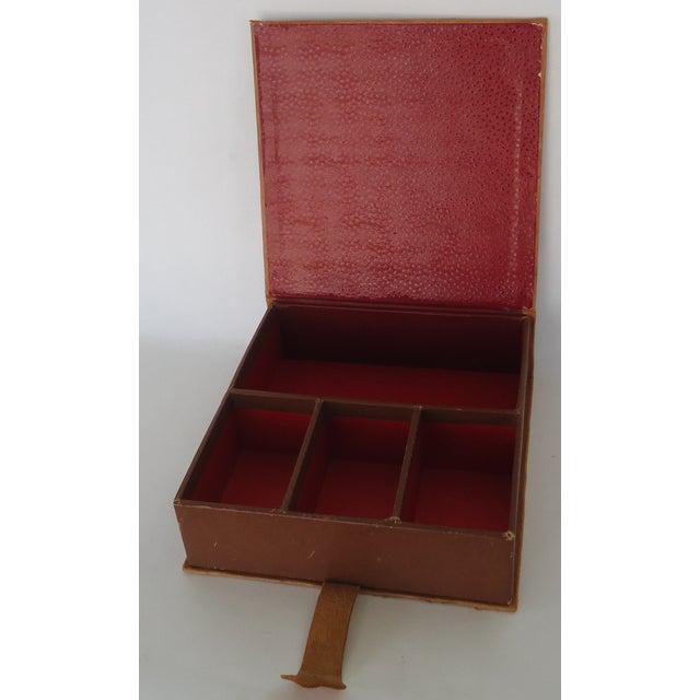 Vintage Leather New York Souvenir Box - Image 8 of 8