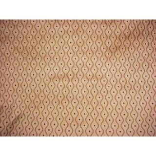Mid-Century Modern Kravet Couture 29870 Successive Lattice Trellis Velvet Upholstery Fabric - 10-1/2y Preview