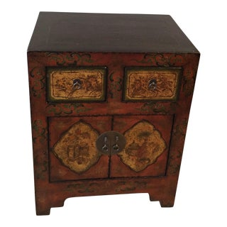 John Roberts Asian Style Chest For Sale