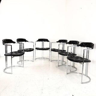 Set of Six Daystrom Dining Chairs Preview