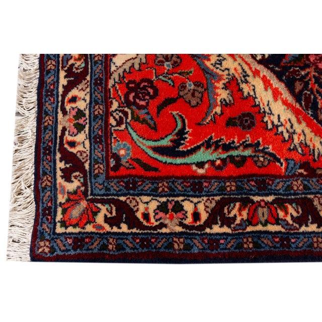 "Traditional Antique Heriz Runner Rug, 2'8"" X 11' For Sale - Image 3 of 8"