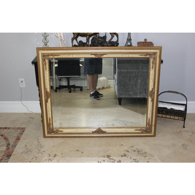 Antique FrenchCarved Gilt Mirror - Image 2 of 11
