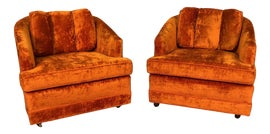 Image of Saint Louis Accent Chairs