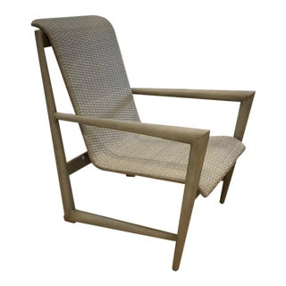 Summer Classics Outdoor Wind Lounge Chair For Sale