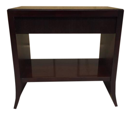 Exquisite Barbara Barry Console For Baker Furniture