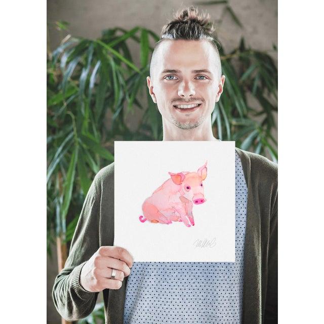 Piggy Print - Image 2 of 2