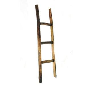 Rustic Wood Display Ladder Preview