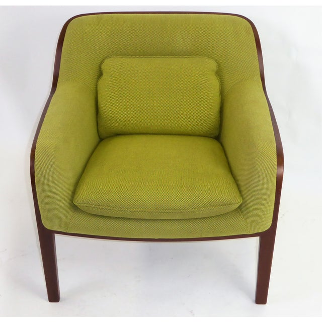 Bill Stephens 1970s Vintage Bill Stephens For Knoll International Club Lounge Chair For Sale - Image 4 of 12