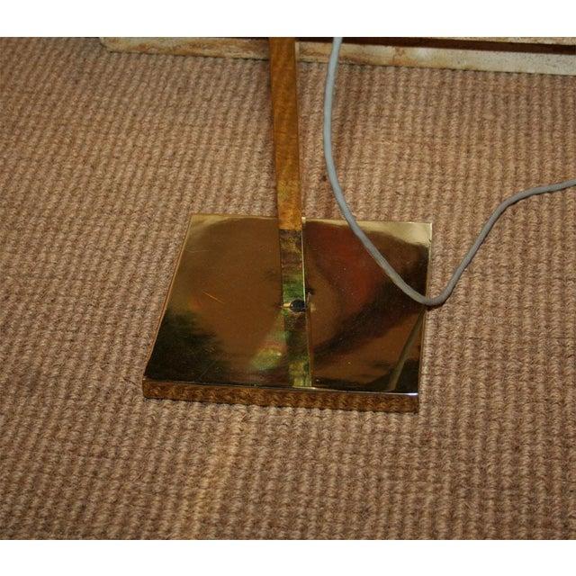 Laurel Lamp Company Modernist Adjustable Floor Lamp by Laurel For Sale - Image 4 of 7